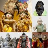 Sponsor a Deity at the Sri Kripeshwarnath Mandir (New Temple)