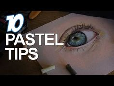 Pastel Tips for Drawing and Painting - YouTube