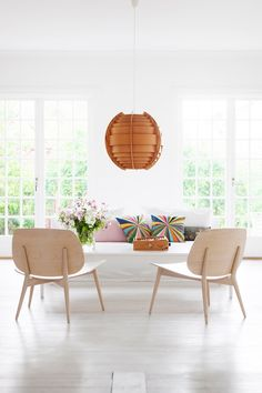 Home tour: a Swedish home full of light
