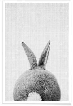 Print 65 en Affiche premium par Lila x Lola | JUNIQE