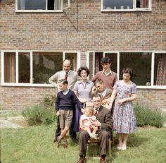 1961, Family England - Annie Whiteman (R)