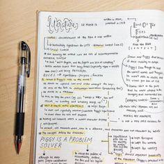 "shannastudies: "" notes for my favourite subject (*•̀ᴗ•́*)و """