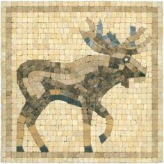 Decorative Tile Accent Pieces Camden Travertine Deco 12 X 12 In#thetileshop  Tile Decorative
