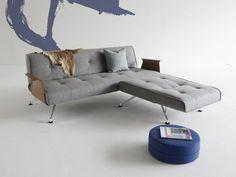 CLUBBER Sofa Schlafsofa mit Armlehnen Innovation