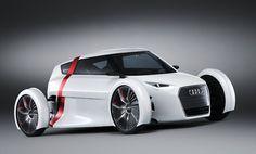 Audi Electric Car Concept