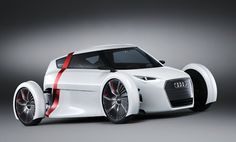 Audi Electric Car Concept