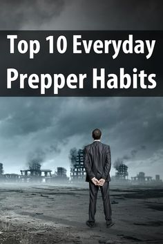 This week I have another awesome video for you from City Prepping. In it he talks about 10 things preppers should do everyday.