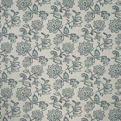 Warwick Fabrics : BIANCA, Colour SEAGLASS