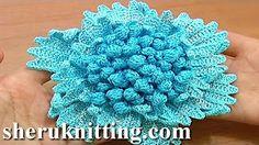Crochet Butterfly Cord Tutorial 57 How to Crochet Butterflies - YouTube