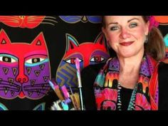 Laurel Burch - RSE Art Appreciation - YouTube