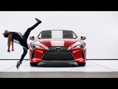 Experience amazement with a new Lexus 'Man and Machine' ad! | Advertising/Media/Marketing blog