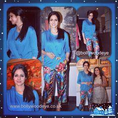 #bollywoodactress #Sridevi inaugurates Seema Kohli's exhibition www.bollywoodeye.co.uk #bollywood #bollywoodeye #bollywoodpics #bollywoodphoto
