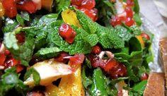 Pour donner un petit goût frais et original à vos salades...