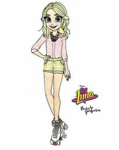 26 Meilleures Images Du Tableau Dessin Soy Luna Disney Channel