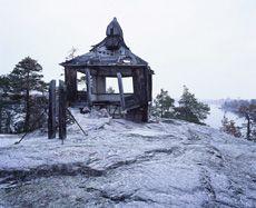 Kruunuvuori Gothic, Snow, Island, Places, Outdoor, Outdoors, Goth, Islands, Outdoor Games