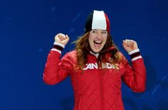 clara hughs Clara Hughes, Bell Canada, 1984 Olympics, Speed Skates, Winter Olympics, Famous People, Athlete, How To Become, Winter Jackets