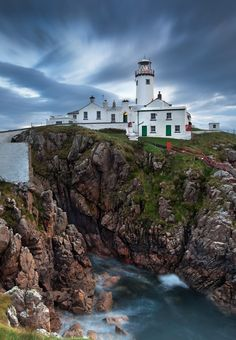 Photograph Fanad Lighthouse Cave by Stephen Emerson on 500px