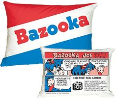 iscream / Classic Candy Bubblegum Scented Bazooka Comics Microbead Pillow iscream http://www.amazon.com/dp/B00XJ5LCJ6/ref=cm_sw_r_pi_dp_yeKPvb03QX4KY
