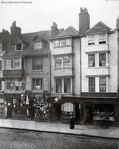 London, 1870s.