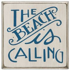 The Beach Is Calling Wooden Sign (£7.58) ❤ liked on Polyvore featuring home, home decor, wall art, wooden home decor, wooden wall art, wood signs, wood wall art and beach scene wall art