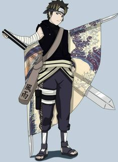 """My name is Sorata Hyuuga, member of the head family of the Hyuuga clan. I'm currently 12 years old and live with my father here in Konoha Gakure... My father... I don't have any siblings which is ..."
