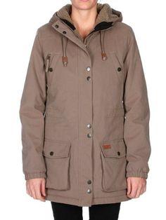 Damen Mantel Volcom Everyday Parker Jacket Women