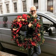 Floral Christmas Trends 2017 | New Covent Garden Market