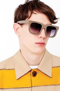 Jonathan Saunders Eyewear, SS15