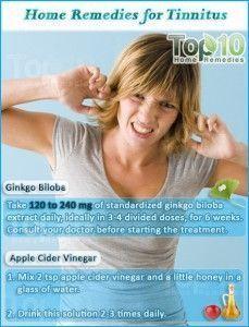 Home Remedies for Tinnitus #ReliefFromTinnitus #TinnitusHomeRemedies