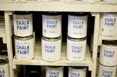 Holy Craft: The difference between chalk paint and chalkboard paint