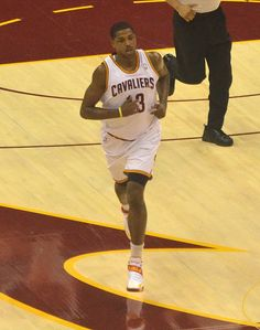 Cleveland #Cavaliers Tristan Thompson in 2013