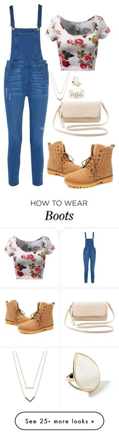 """The boots make it complete"" by summerloveforever335 on Polyvore featuring Rebecca Minkoff, Charlotte Russe, Michael Kors, Stella & Dot, Ippolita, women's clothing, women, female, woman and misses"