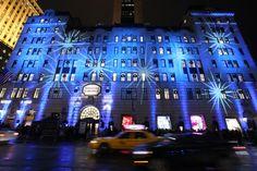 Bergdorf Goodman Unveils Its 2016 Holiday Windows