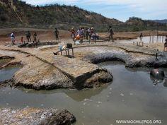 Hervideros Hot Springs, Zorritos, Tumbes, Peru