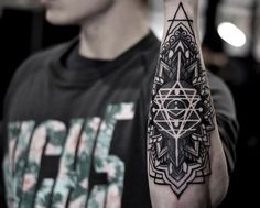 Forearm piece by Darkside