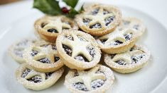 Festive Mince Pies   Ingredients: 225g/8oz Odlums Cream Plain Flour 125g/4oz Shamrock Golden Caster Sugar 100g packet Shamrock Ground Almonds 125g/4oz Butter or Margarine (room temperature) 1 Egg (beaten) A little water, if necessary 450g/1lb Jar Mincemeat Icing sugar
