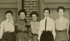 vintage photograph  teachers