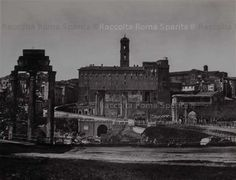 Foro Romano Anno: 1862 Best Cities In Europe, Famous Places, Old Photos, Rome, Louvre, Statue, History, City, World