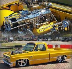 1984 Chevy Truck, Classic Chevy Trucks, Chevy C10, Chevrolet Trucks, Custom Pickup Trucks, C10 Trucks, Classic Trucks Magazine, Single Cab Trucks, Lowered Trucks