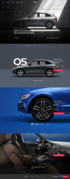Website Design Layout, Website Design Inspiration, Web Layout, Layout Design, Ppt Design, Ui Inspiration, Graphic Design, Car Banner, Best Banner