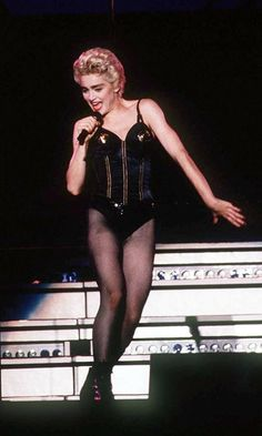 Madonna Moves On: Toned Up With Short Hair, Madonna's Next Fashion Phase Kicks In, 1987