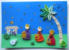 Quilling - card 116 by Eti-chan on deviantART