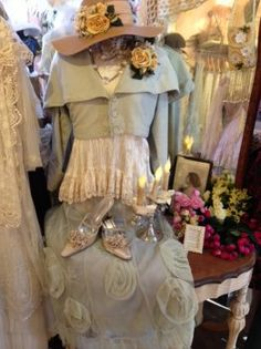 The Secret Garden in Branson, MO, Victorian, Bohemian, Gypsy, Romantic Clothing and Accessories