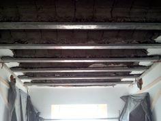 Albañilería  Preparación del soporte para aplicación del mortero de reparación.