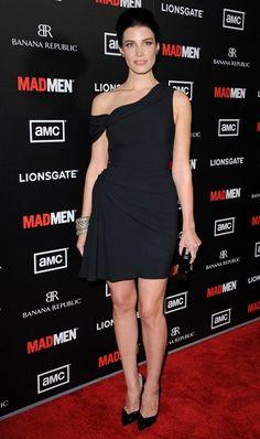 "Jessica Pare Photos: ""Mad Men"" World Premiere"