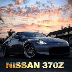 From dusk 'til dawn, get your #TueZday on. #Nissan #370Z #Nissan370Z Photo credits: Promoboxx.