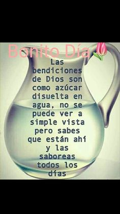All Tutorial and Ideas Good Day Quotes, Quote Of The Day, The Great I Am, Spiritual Messages, Spanish Quotes, Jehovah, Good Morning, Life Quotes, Spirituality