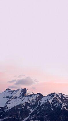 hintergrundbilder natur Skyline or sunset in the mountain ll - - # # # Tumblr Wallpaper, Iphone Background Wallpaper, Disney Wallpaper, Nature Wallpaper, Cartoon Wallpaper, Pastel Pink Wallpaper Iphone, Wallpaper Desktop, Girl Wallpaper, Wallpaper Quotes