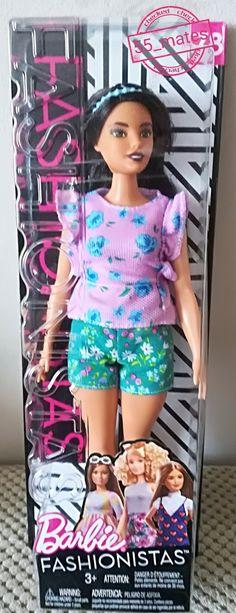 Barbie Floral Grilla Fashion Doll (78) 2017