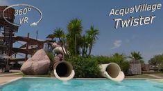 Acqua Village Cecina 2019 Twister (right side) VR Onslide Lost Frequencies, Believe, Music Clips, Album, Vr, Youtube, Outdoor, Outdoors, Outdoor Games